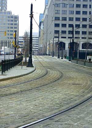 Streetcar Tracks