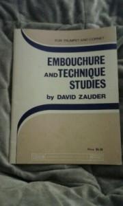 Zauder's Book