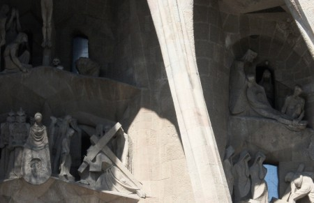 passion facade detail