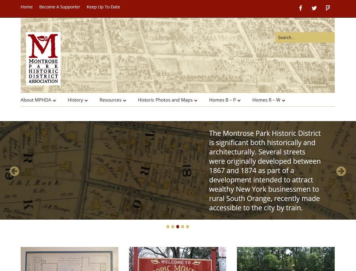 mphda.org home page
