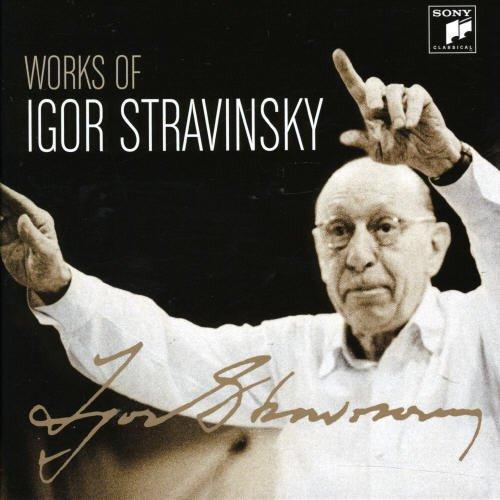 Works of Stravinsky