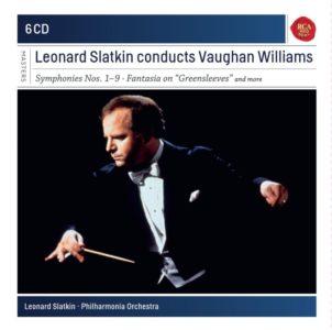 Slatkin / Vaughan-Williams