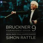 Cover of Bruckner 9th